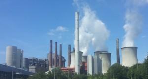 Braunkohlekraftwerk Foto: Jürgen Spenrath